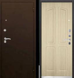 Дверь входная металлическая АРГУС Люкс-3К Лондон Ларче
