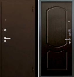 Дверь входная металлическая АРГУС Люкс-3К Мишель Венге