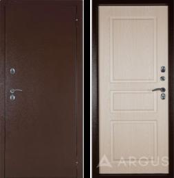 Дверь входная металлическая АРГУС ДА-5.2 Ясень Белый Стандарт