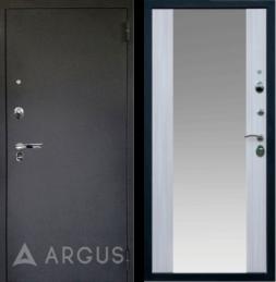 Дверь входная металлическая АРГУС ДА-85 Вояж Белая Эмаль Soft