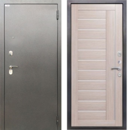 Дверь входная металлическая БЕРЛОГА Тринити Диана Буксус