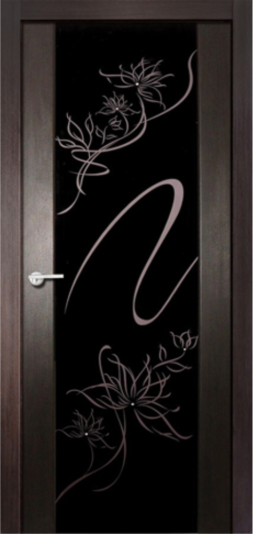 Межкомнатная дверь АЛЕКСАНДРОВСКИЕ Триплекс Адель