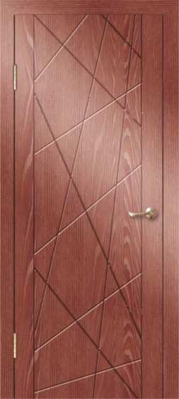 Межкомнатная дверь АЛЕКСАНДРОВСКИЕ Геометрия