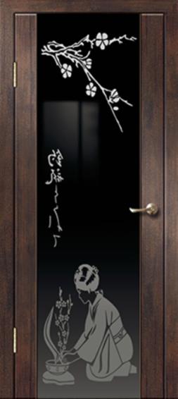 Межкомнатная дверь АЛЕКСАНДРОВСКИЕ Гейша