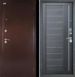 Дверь входная металлическая БЕРЛОГА Тринити Диана Лунная ночь