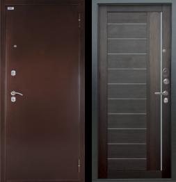 Дверь входная металлическая БЕРЛОГА Тринити Диана Вельвет