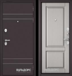 Дверь входная металлическая БУЛЬДОРС STANDART 90, 9SD-1