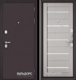 Дверь входная металлическая БУЛЬДОРС STANDART 90, CR-3