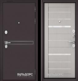 Дверь входная металлическая БУЛЬДОРС STANDART 90, D-4 CR1