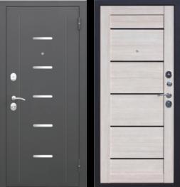Дверь входная металлическая FERRONI Garda 7,5см МУАР ЦАРГА