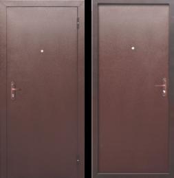 Дверь входная металлическая FERRONI Стройгост 5 РФ