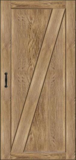 Межкомнатная дверь СИНЕРЖИ Скандинавия 1