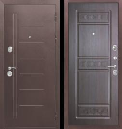 Дверь входная металлическая FERRONI Троя Антик