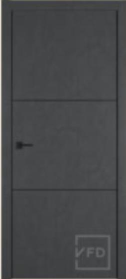 Межкомнатная дверь ВФД 2 BM BE