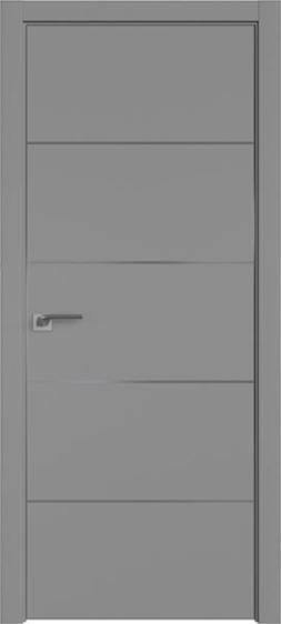 Межкомнатная дверь ВФД URBAN 4, ANTIC LOFT, BLACK MOULD, BE