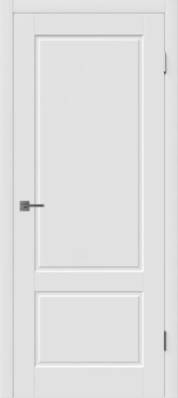 Межкомнатная дверь ВФД Sheffield. Ivory