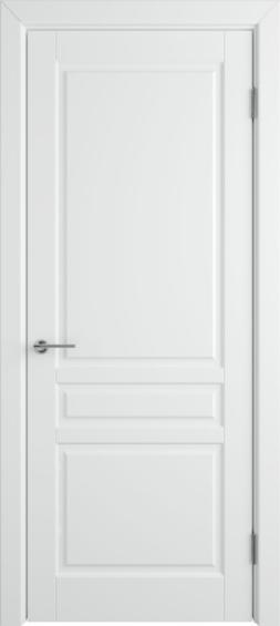 Межкомнатная дверь ВФД Stockholm Polar