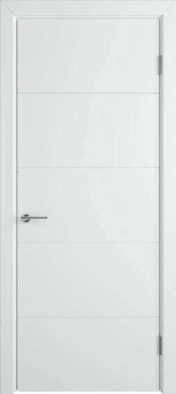 Межкомнатная дверь ВФД Trivia Polar