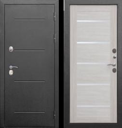 Дверь входная металлическая FERRONI Isoterma Серебро