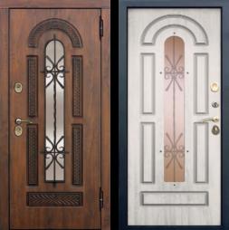 Дверь входная металлическая FERRONI Vikont