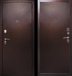 Дверь входная металлическая СТРАЖ 2К металл