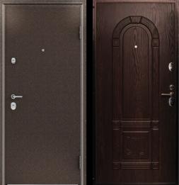 Дверь входная металлическая СТРАЖ 3K 3D