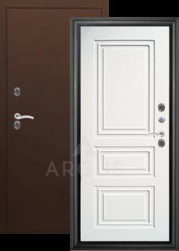 Дверь входная металлическая АРГУС Тепло-5К Скиф