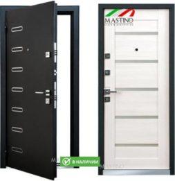 Дверь входная металлическая БУЛЬДОРС Мастинио Понте Хром  D-1, MS-8