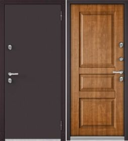 Дверь входная металлическая БУЛЬДОРС TERMO-100