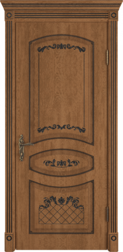Межкомнатная дверь ВФД Adel. HONEY CLASSIC PB