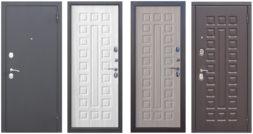 Дверь входная металлическая ЦИТАДЕЛЬ Йошкар Мет