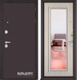Дверь входная металлическая БУЛЬДОРС MASS 90, Mirror 3К
