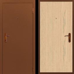 Дверь входная металлическая ТЭМП Стройка