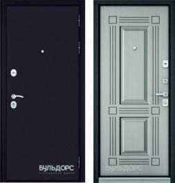 Дверь входная металлическая БУЛЬДОРС START C-4 Ларче Бьянко