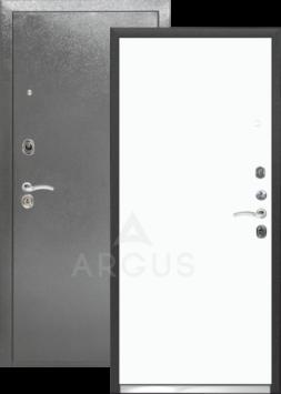 Аргус Люкс-3К Гладкая белая эмаль soft