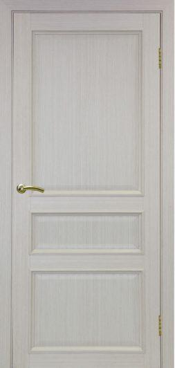 Межкомнатная дверь Оптима Порте. Тоскана ДО 641, Ясень перламутр