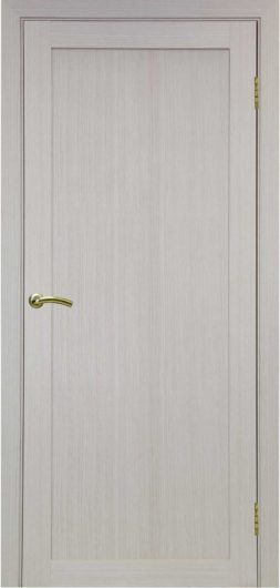 Межкомнатная дверь Оптима Порте. Турин ДГ 501.1, Дуб белый