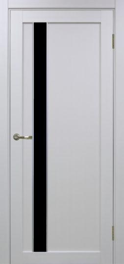 Межкомнатная дверь Оптима Порте. Турин 528 АПП, Белый монохром