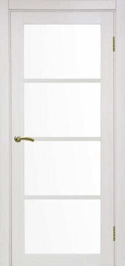 Межкомнатная дверь Оптима Порте. Турин 540 ДО, Ясень перламутровый