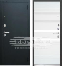 Дверь входная металлическая БЕРЛОГА Тринити Ювентус